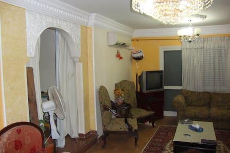 Great house in - Al Khosous - 公寓