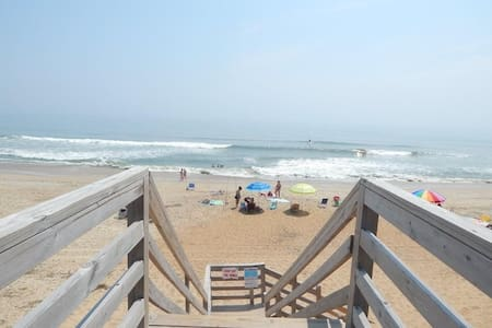 Wonderful Location! Vacation Rental in OBX! - Townhouse