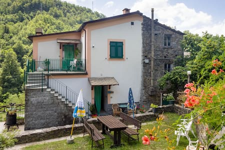 double room - surrounded by greener - Borzonasca - Bed & Breakfast