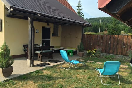 Charming vacation house Vukelic *** - Mrkopalj