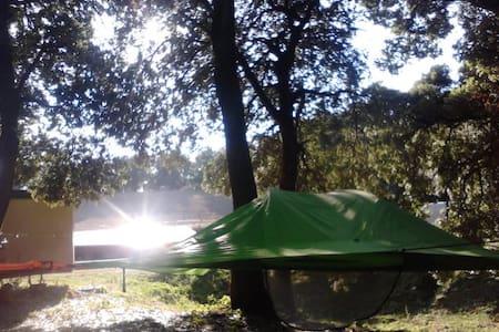 Hanging tents... - Fosdinovo - Tent