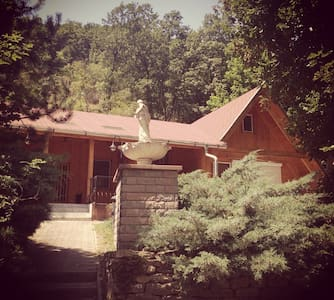 Wooden house in charming village_3