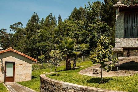 Quinta da Toural - Casa Espigueiro - Távora (Santa Maria) - Haus