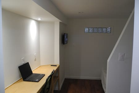 Cozy brand new studio with private entrance - Brooklyn - Appartement