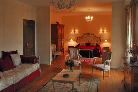 Suite Julie - Vandenesse-en-Auxois - Bed & Breakfast