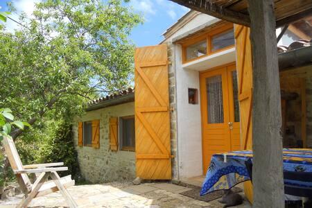 Gîte au Coeur du Pays cathare - Cassaignes - Dom