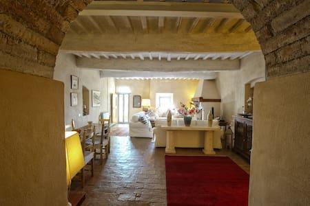 Wonderful old house in Tuscany - Talo
