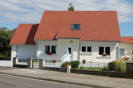 gîte de charme à kertzfeld - Hus