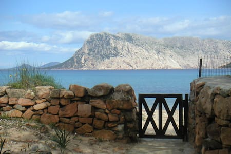 Heaven close to the sea - Cala Suaraccia - Casa