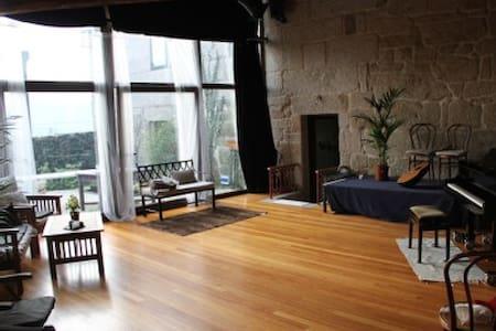 Casa rural ideal para músicos - Casa