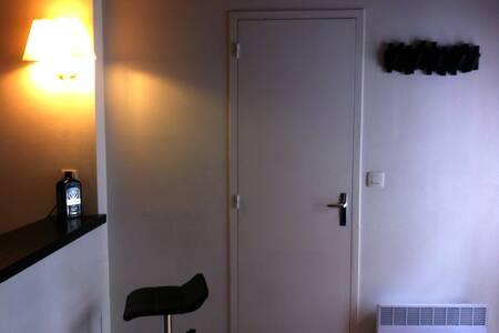 Exclusive studio in Paris center