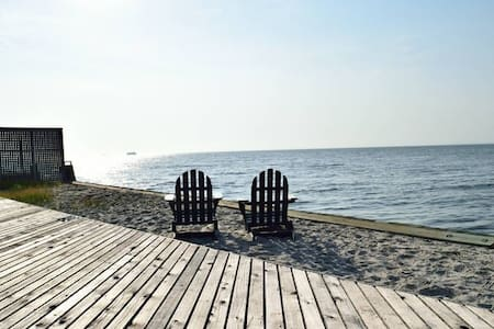 Beautiful Bay Front Property - Fire Island Pines - Casa