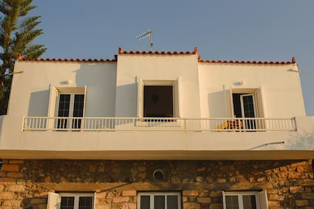 Kalloni Seaside House - Καλλονή - House