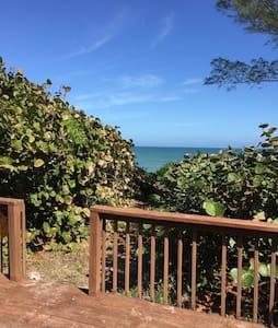 Petite oceanfront paradise cottage! - Ház