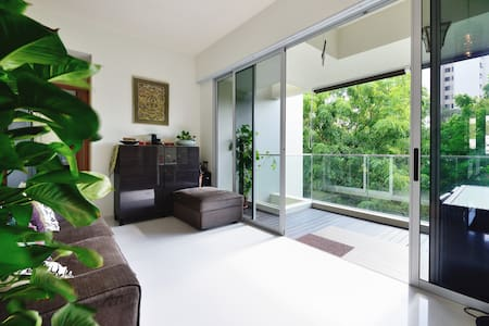 New Resort-style Condo in Singapore - Singapur - Bed & Breakfast