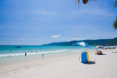 B superior king, beach, nightlife. - Phuket - Bed & Breakfast