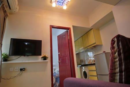 Sweet n Warm Cozy Modern Apartment