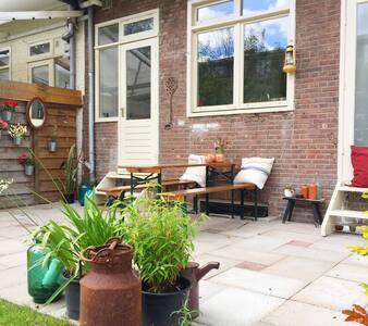 Nice appartement with garden