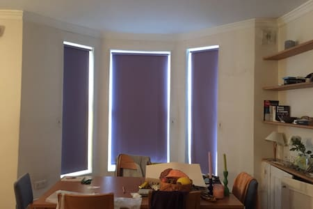 Double, en-suite room  High Str Ken - London - Apartment