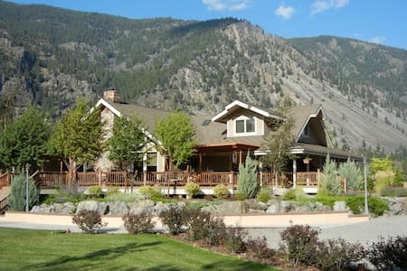 Rocky Point Ranch BnB - Thompson Falls
