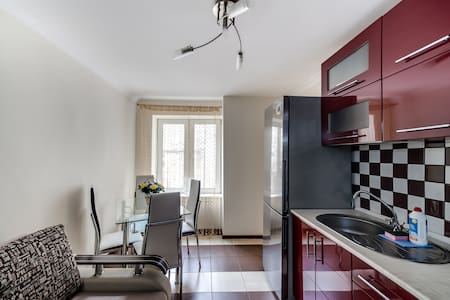 Romantic in Lviv at 500 m of Opera in 38 mq - Appartement