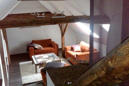 Petite Superior Luxus-Appartement - Lejlighed