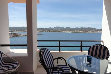 Great location! Cozy and seaviews! - Sant Antoni de Portmany