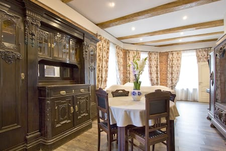 Apartment in the Сenter, Nevsky 84 - Lejlighed