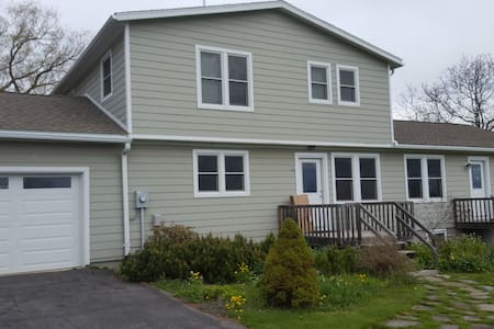 Spacious Country Home, Close to Ithaca - Lansing - Maison