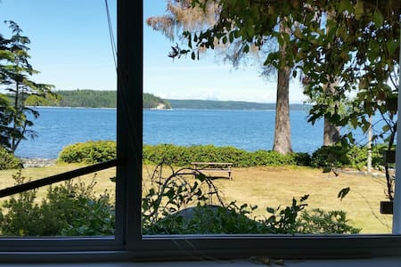 The ocean pearl on the beach - Port McNeill - Bed & Breakfast
