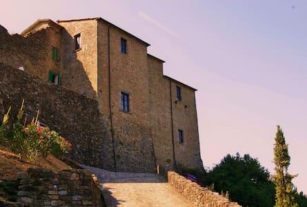 casa colonica in un borgo Malaspina - Borgo - Apartemen