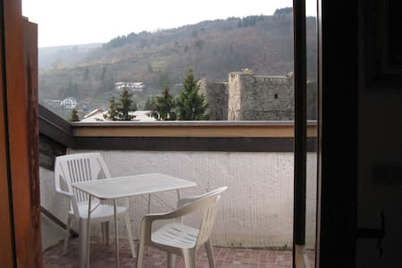 Appartamento fronte castello - Apartemen