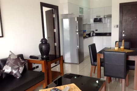 Horizon Tower One 2BDRM - Angeles City - Lägenhet
