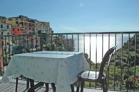 Cinqueterre App. Pele 2 Vista Mare - Corniglia - Apartment