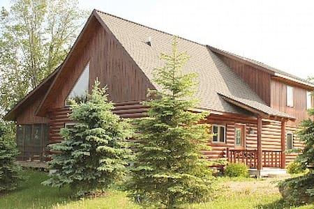 Luxury 4BR Cabin walk to Galena Lake! - Rumah