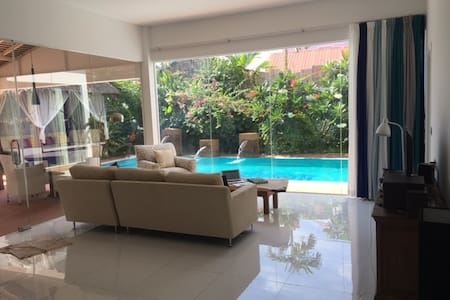Quiet villa in Siem reap - Villa