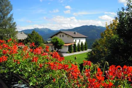 Salzburg - Berghostel- Sonnhof - Szoba reggelivel