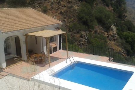 Prachtige casita te huur in Almogia - Almogía - House