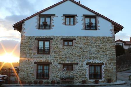 Apartamento casa rural en el Tejo - Ceceño - Haus