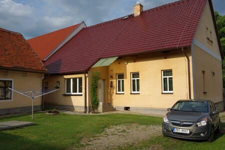 Attractive cottage-former farmhouse - Pavlíkov