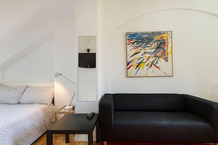 Cozy apt in Milan center - parking- - Milano - Apartment