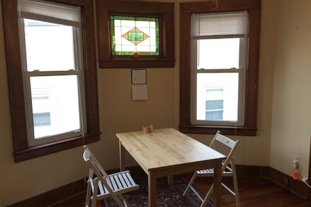 Airy 2nd Floor, 30 mins from NYC!