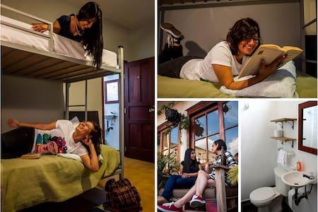 Backpacker's Dorm Room in Downtown - Tegucigalpa - Schlafsaal