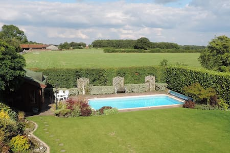 Idyllic place close to London - Little Chalfont - Bed & Breakfast