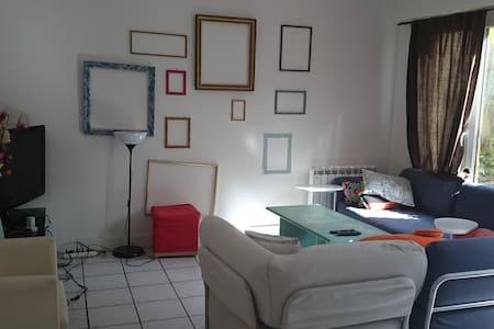 chambre dans colocation sympathique - Ris-Orangis - Rumah