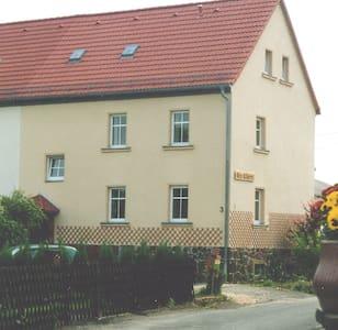 Alte Käserei Kössern - Ferienhaus - Grimma - Hus
