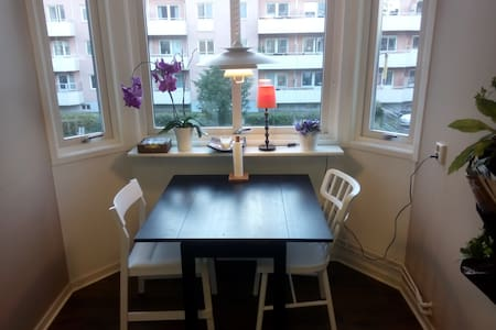 2 room apartment close city center