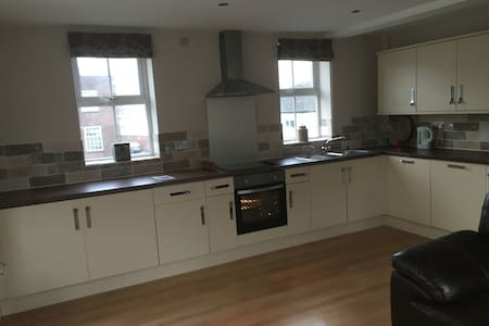 Beautiful 2 Bedroom Apartment - Macclesfield