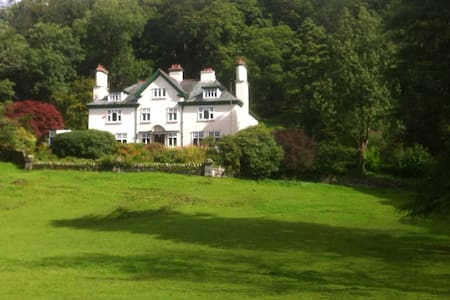 Huge bedroom with adjoining twinroom + bathroom. - Staveley - Bed & Breakfast
