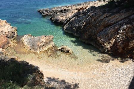 The small beach - Rogač